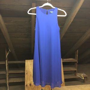 Ralph Lauren Blue Dress